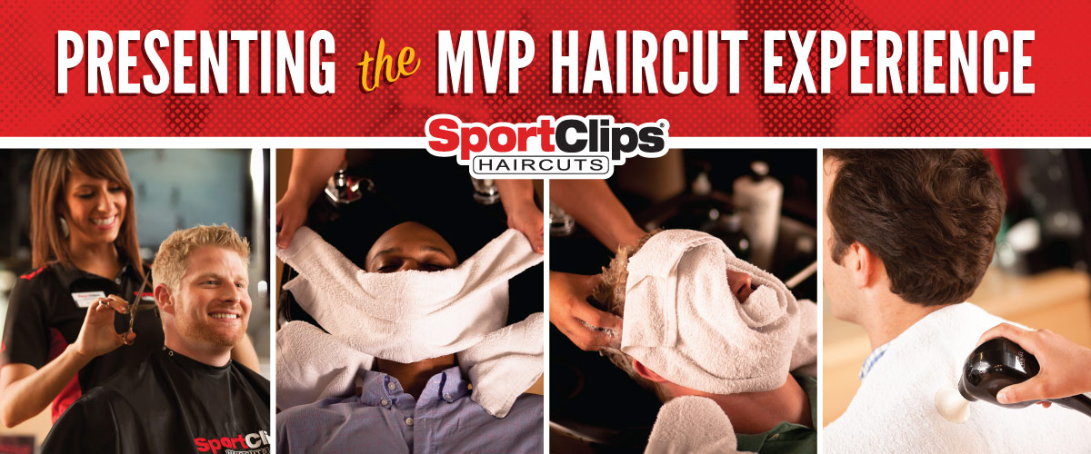 The Sport Clips Haircuts of Southeast Boise MVP Haircut Experience